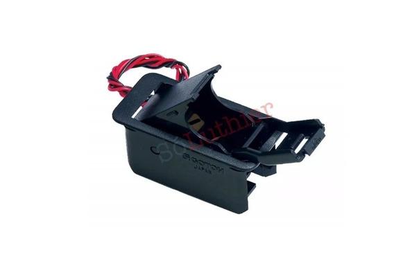 Caixa Bateria 9v Gotoh Bb-02 Preta