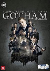 Gotham - 2ª Temporada Completa