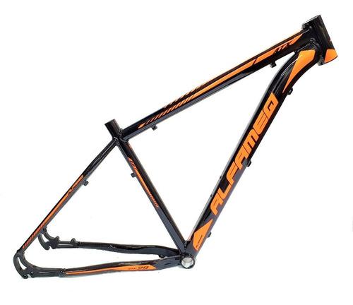 Imagem 1 de 2 de Quadro De Bicicleta 29 Alumínio P/ Mtb  Alfameq Atx