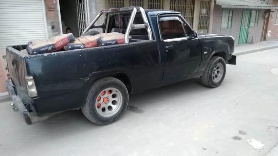 Ganga - Dodge 100 Diesel Motor Nissan Td27 Con Turbo