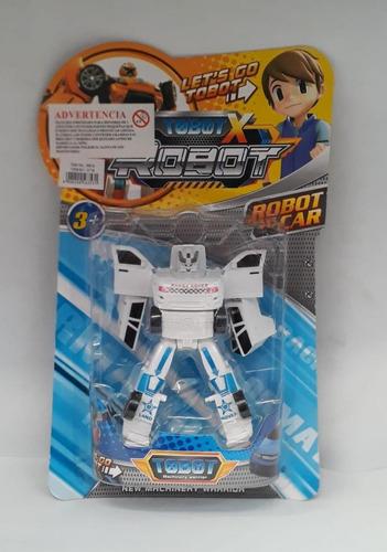 Transformers Robot Auto , 6 Motivos