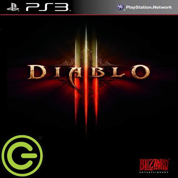 Jogo Diablo 3 Ps3