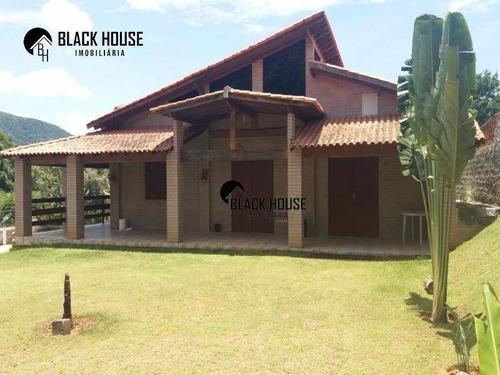 Chácara Com 4 Dormitórios À Venda, 2000 M² Por R$ 700.000,00 - Parque Monte Bianco - Araçoiaba Da Serra/sp - Ch0049