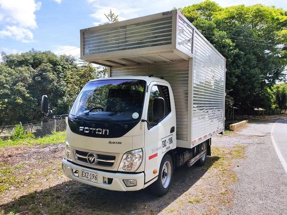 Camiones Foton Bj1039