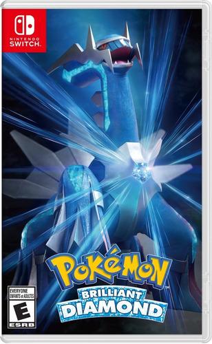Imagen 1 de 2 de Pokémon Diamante Brillante N. Switch Preventa Cuotas Ade