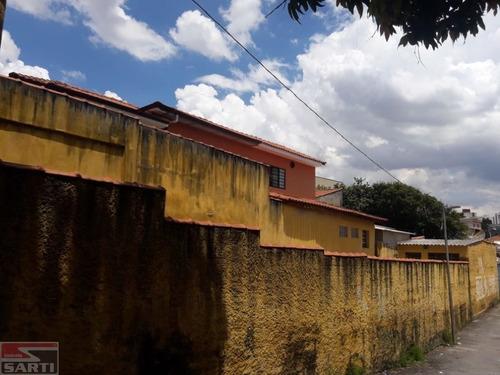 Terreno Com 3 Casas!!!!!!!!!!!!! - St18634