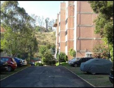 Remate Departamento 2 Recamaras En Olivar De Los Padres
