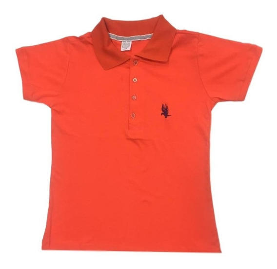 Kit 03 Camisa Camiseta Blusa Polo Feminina Roupas Atacado