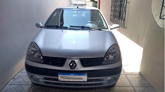 Renault Clio Sedan 1.0 16v Expression 4p R$ 10.000 Não Acei