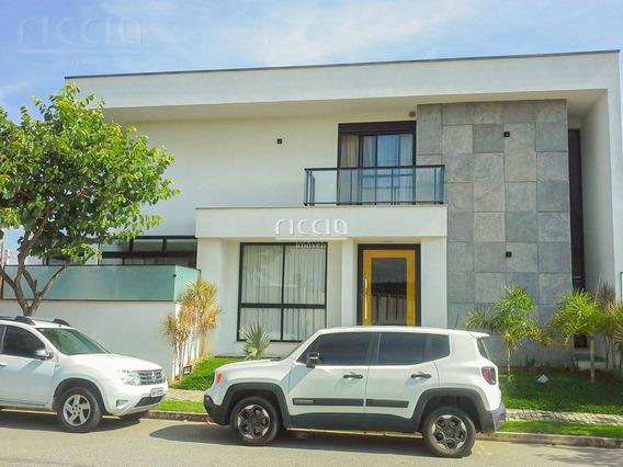 Luxuoso Imóvel No Condomínio Ouroville Taubaté 311 M² - 3 Suites Lindo! - Ca1494