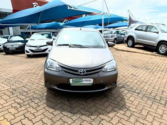 Toyota Etios Xs-mt 1.5 16v Flex, Paq4594