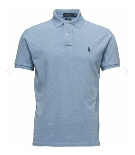 Polo Ralph Lauren Camiseta Tipo Polo 100% Original Talla L