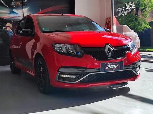 Renault Sandero Rs 2.0 145cv 2017 Car Cash