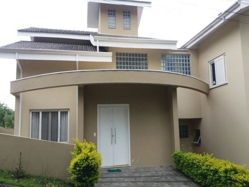 Casa Para Venda, Condomínio Araucária, Jardim Dona Donata, Cidade De Jundiaí - Ca09227 - 4258322