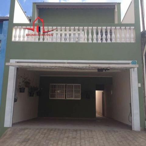 Casa A Venda No Bairro Vila Anchieta Em Jundiaí - Sp.  - 590-1