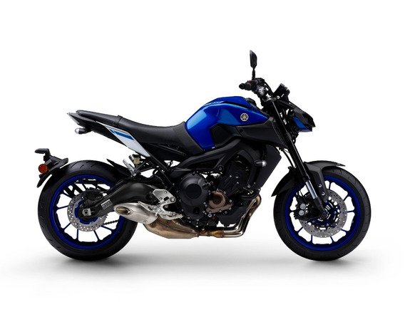 Yamaha/ Mt09 Abs - Itacuã Motos