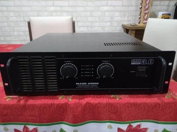 Amplificador De Potencia Mark Audio Mk 3.0
