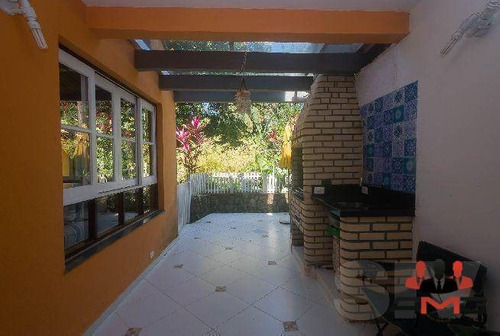 Imagem 1 de 30 de Village Com 3 Dormitórios À Venda, 129 M² Por R$ 1.400.000,00 - Riviera - Módulo 21 - Bertioga/sp - Vl0248