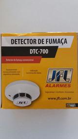 Detector De Fumaça Convencional Dtc-700