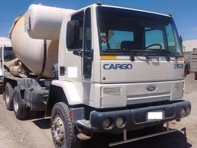 Mixer Hormigonero Ford Cargo 2631 Trompo Betonmac 8m3
