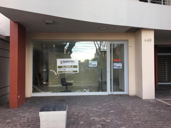 Alquiler De Local Comercial Centrico