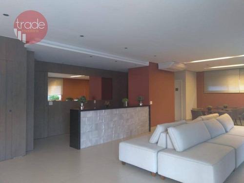 Apartamento Com 2 Dormitórios À Venda, 56 M² Por R$ 268.672,00 - Parque Residencial Lagoinha - Ribeirão Preto/sp - Ap6841