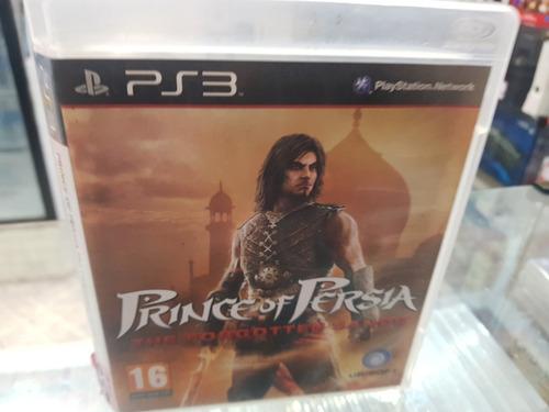 Prince Of Pérsia Forgoten Ssnds Usado Original Ps3 +nfe