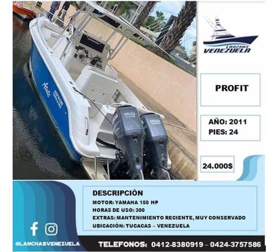 Lancha Profit 24 Lv209