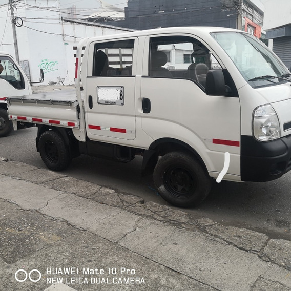 Kia K2700 Diesel 4x4 Blanca Publica Medellin Bonita Oferta