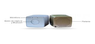 Mini Parlante Bluetooth G53 S4 Microfono Fidelidad De Sonido
