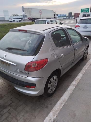 (14) Sucata Peugeot 207 1.4 2009/2010 (retirada  Peças)