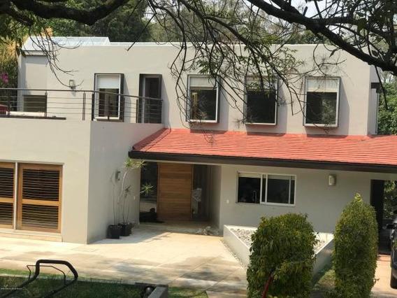 Casa En Renta En Lomas De Vista Hermosa # 19-1074