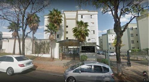 Imagem 1 de 13 de Apartamento Com 3 Dormitórios À Venda, 58 M² Por R$ 250.000,00 - Vila Industrial - Campinas/sp - Ap18810