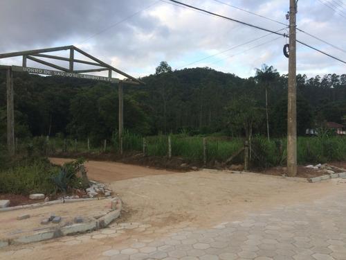 Terreno Na Planãcie Alta - Guabiruba - 58091