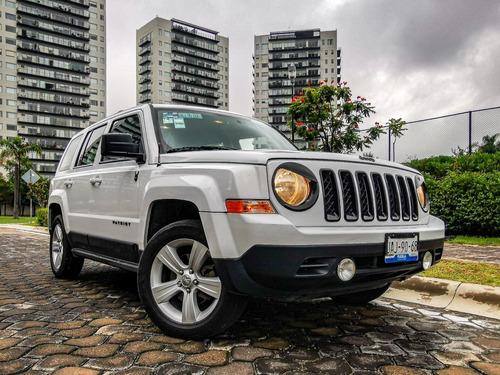Imagen 1 de 15 de Jeep Patriot Sport 2014