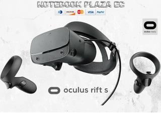 Oculus Rift S Gafas Realidad Virtual Nuevo Pc Controles Vr