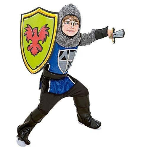 Disfraz Party Knight 104-110