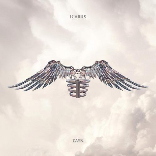 Zayn Icarus Falls Usa Import Cd Nuevo