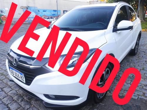 Honda Hrv, Version Ex-l, Service Oficiales, 50.000kilometros
