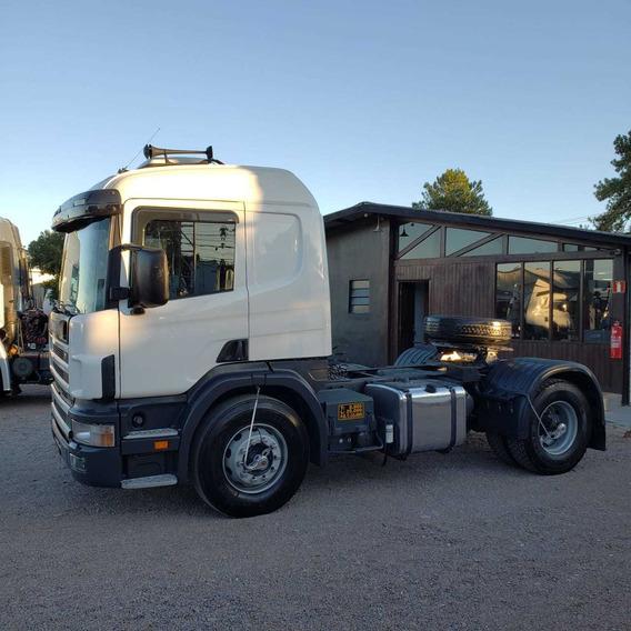 Caminhão Scania P310 Cavalo Toco 4x2
