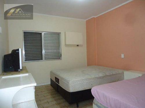 Imagem 1 de 30 de Cobertura Com 5 Dormitórios À Venda, 330 M² Por R$ 600.000,00 - Vila Guilhermina - Praia Grande/sp - Co0054