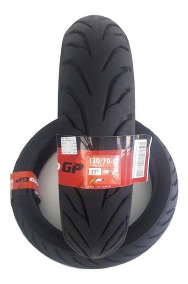 Pneu 130/70-17 Ira Masked Gp Traseiro Twister Fazer250
