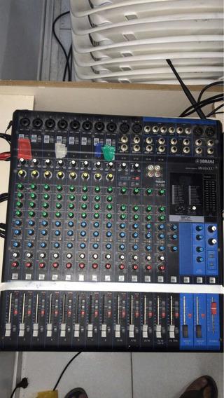 Mesa De Som Yamaha Mg16xu
