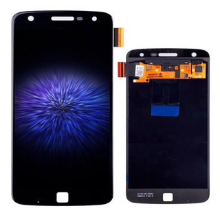Tela Touch Display Lcd Moto Z Play Oled Xt1635 Preto