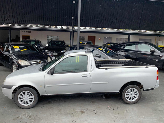 Ford Courier 1.6 L Flex 2p 2008
