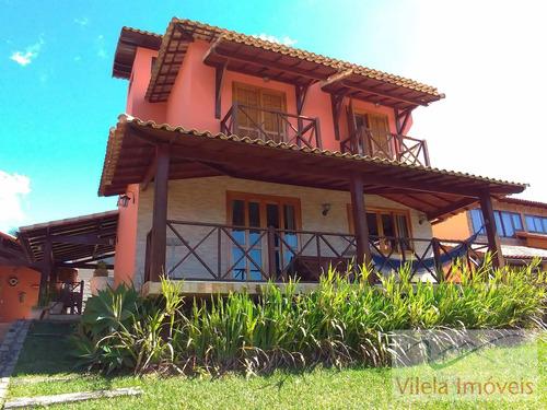 Imagem 1 de 15 de Casa Sobrado Em Alto Da Boa Vista  -  Miguel Pereira - 1181