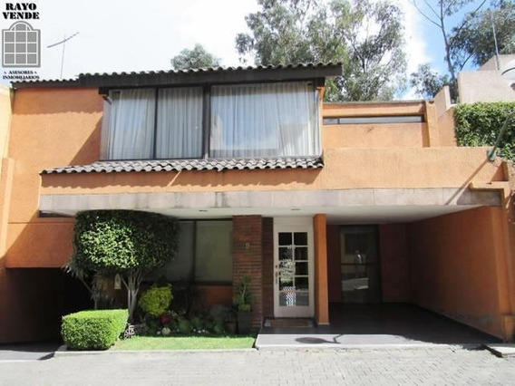 Casa En Condominio - Fuentes Del Pedregal