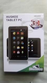 Celular Tablet Huskee Posee Gafas 3d 7 Sistema Android