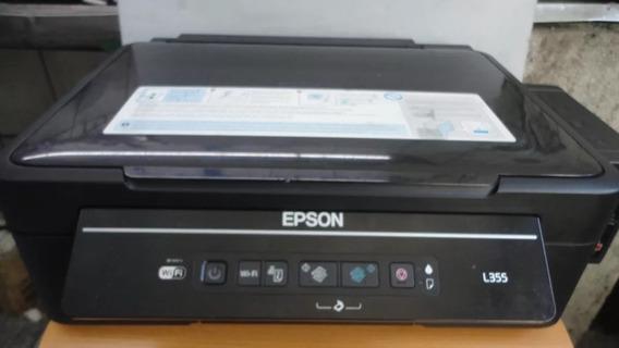 Carcaça Epson L355 (sem Placa E Cabeça)