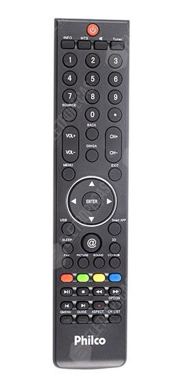 Controle Remoto Para Tv Led Philco Original